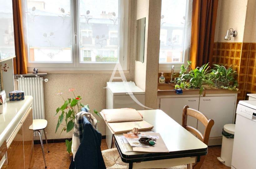 immobilier maison alfort: appartement 4 pièces 80 m², cuisine aménagée