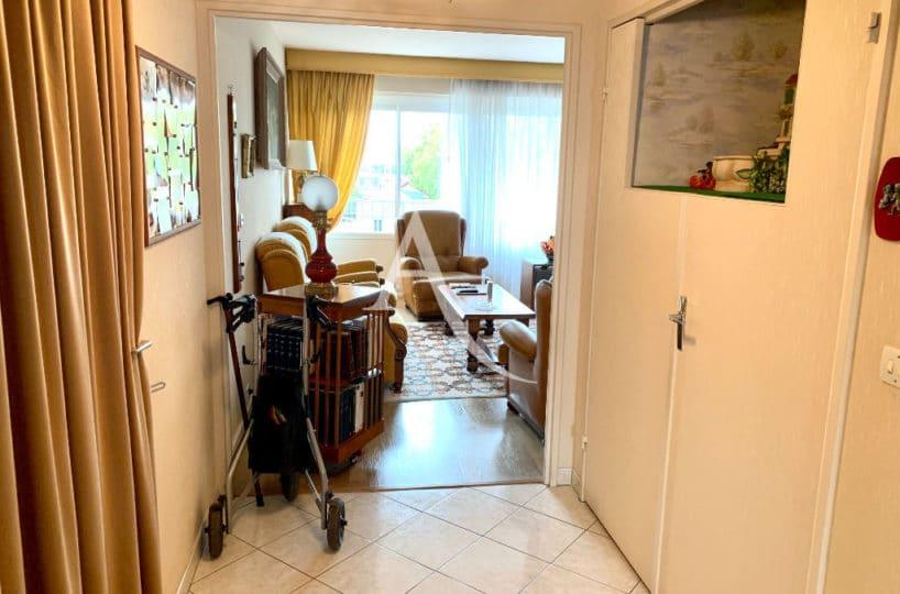 maisons alfort immobilier: appartement 4 pièces, entrée lumineuse, nombreux rangements