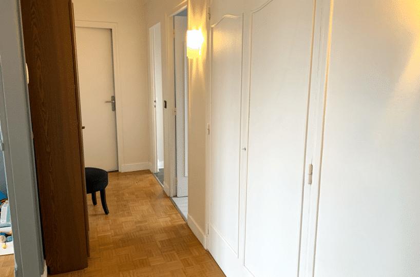 vente appartement maisons-alfort: 3 pièces 65 m², belle entrée avec rangements