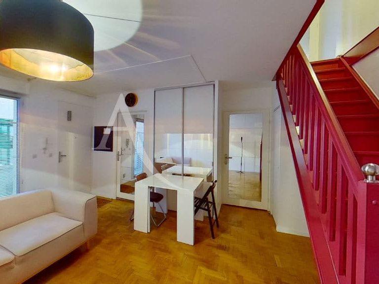appartement a louer alfortville: duplex 2 pièces meublées 50 m², quartier apollonia