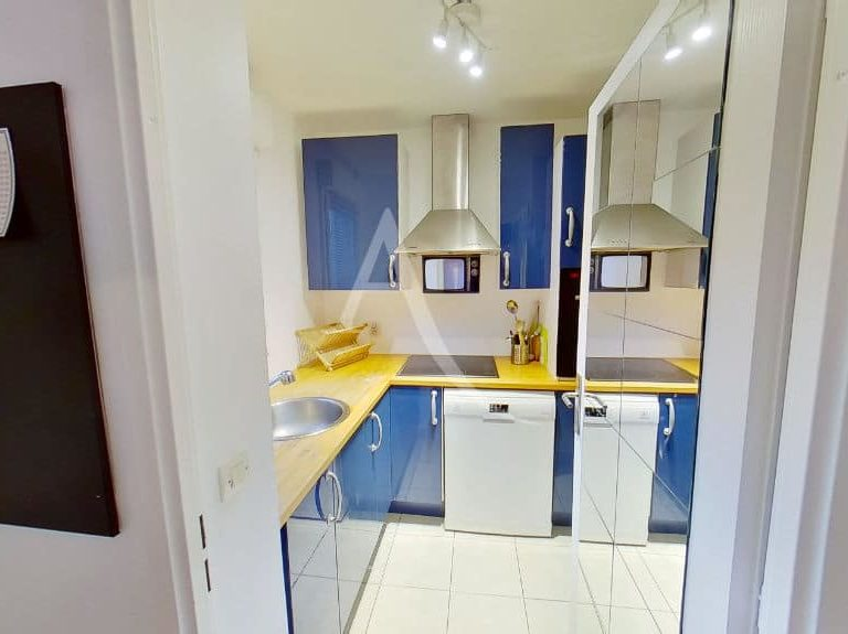 location appartement alfortville: appartement 2 pièces 50 m², belle cuisine indépendante et équipée