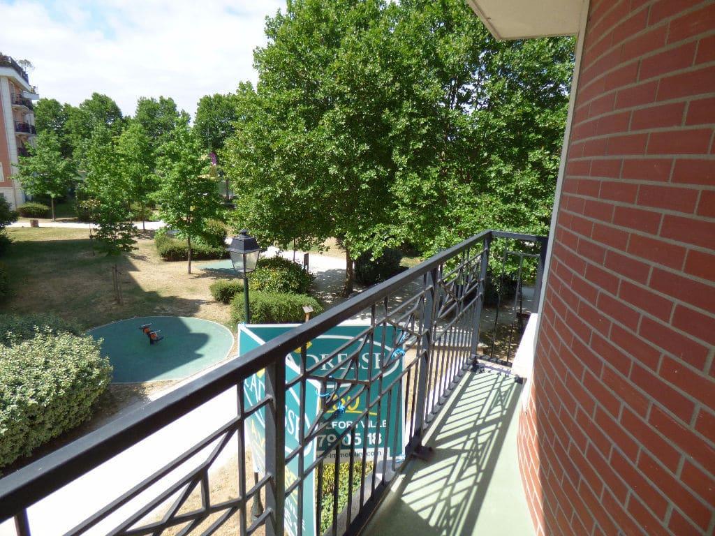 achat appartement alfortville: 3 pièces, grand balcon au 2° étage / 5 avec ascenseur