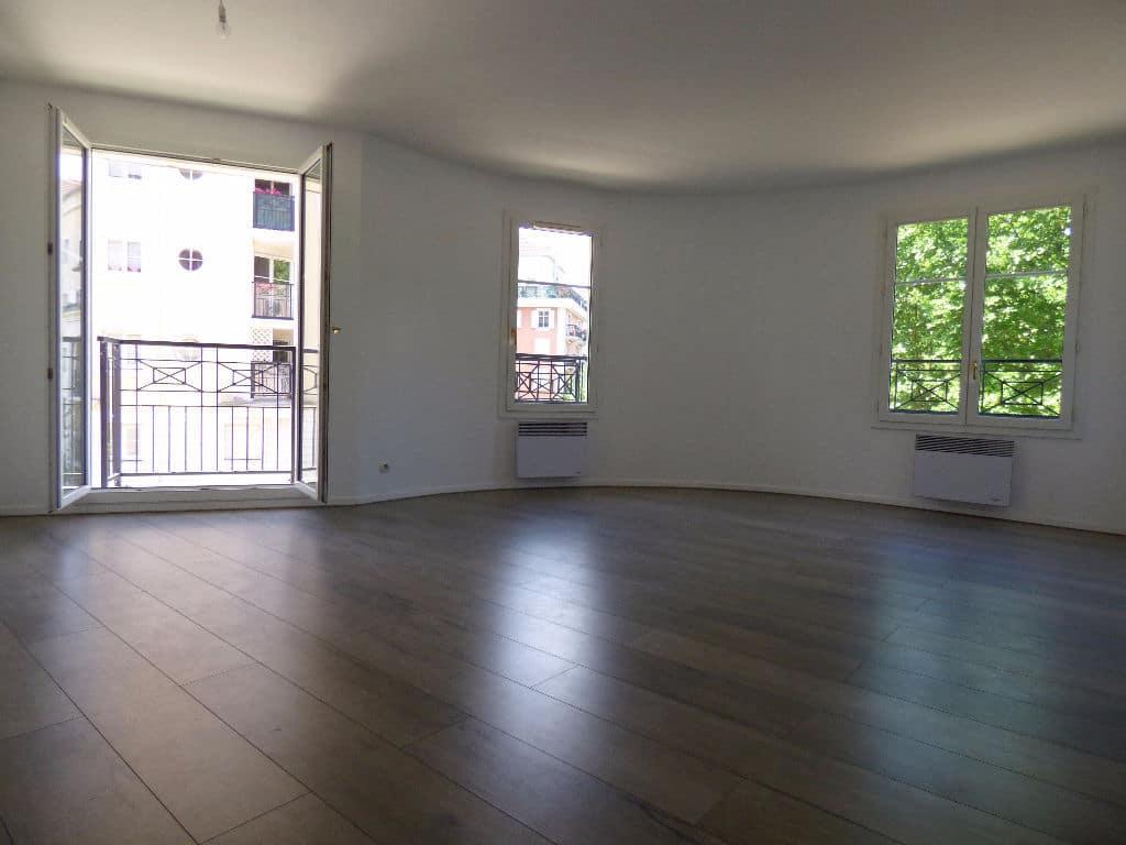 vendre appartement alfortville: 3 pièces, séjour de 27 m² avec grand balcon