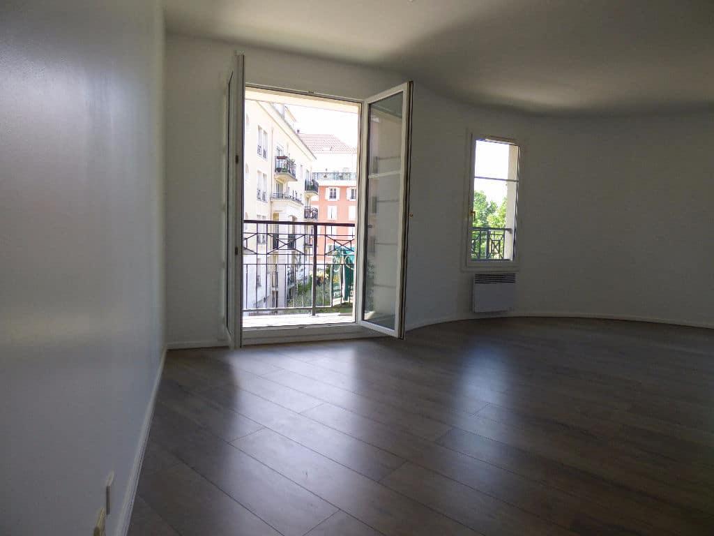 appartement à vendre à alfortville: 3 pièces 67 m², grand séjour avec balcon