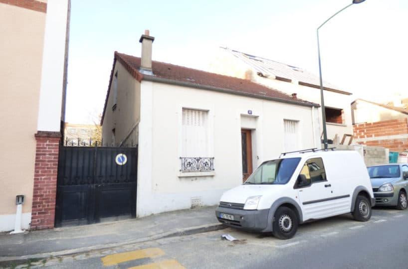 vente maison alfortville: 5 pièces 118 m², avec jardin et sous-sol, secteur nord