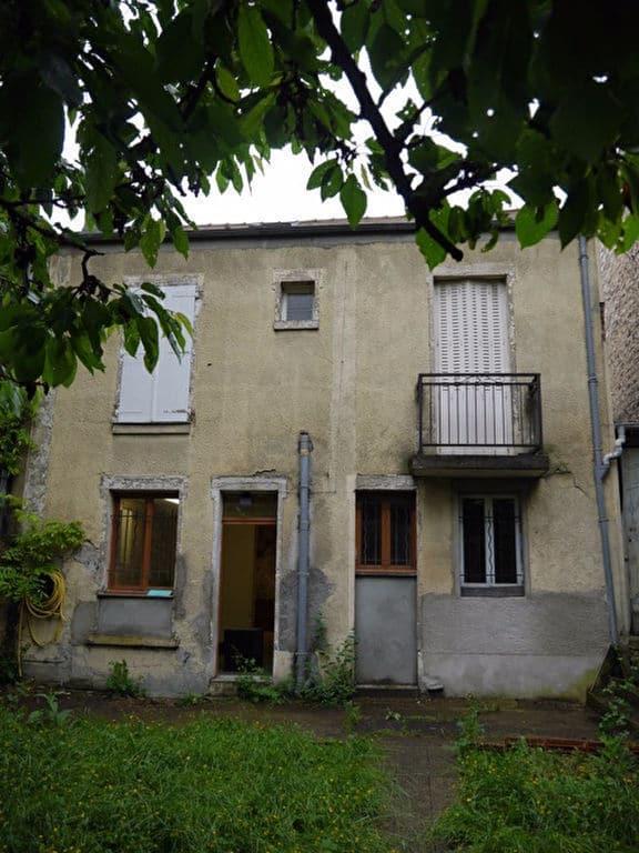 agence immo alfortville: 5 pièces 118 m², maison des années 90 avec jardin