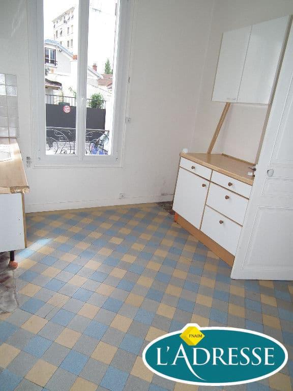 vente pavillon alfortville: 5 pièces 118 m², cuisine indépendante avec travaux à prévoir
