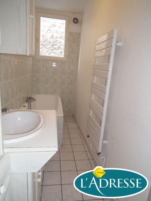faire estimer maison alfortville: 5 pièces 118 m², salle de bains avec baignoire et meuble vasque
