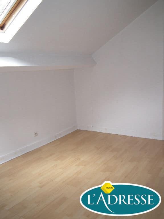 pavillon alfortville: 5 pièces 118 m², deuxième chambre mansardée