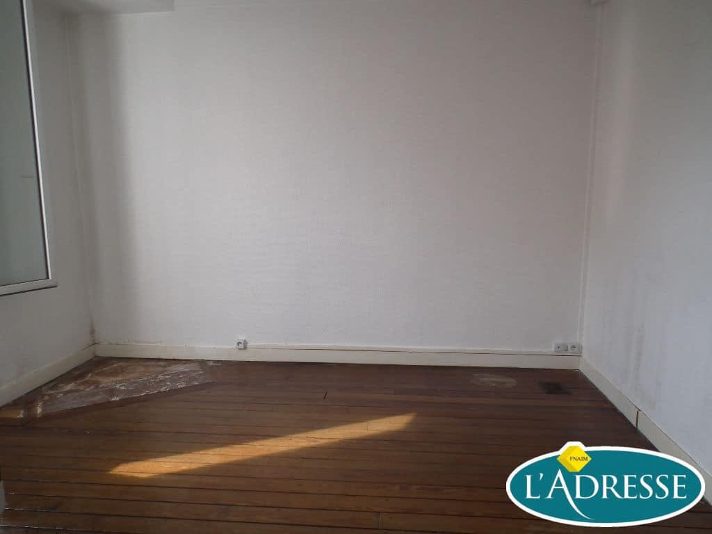 immobilier neuf alfortville: 5 pièces 118 m², salon / séjour avec beau parquet