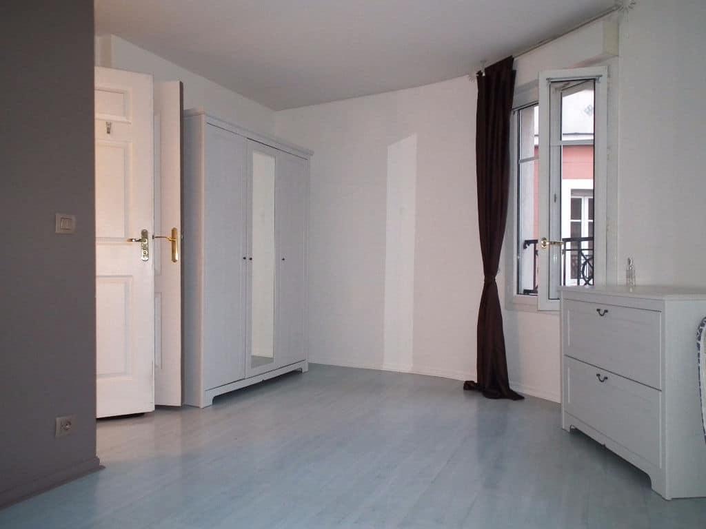 faire estimer appartement alfortville: 2 pièces 37 m², chambre à coucher en parfait état