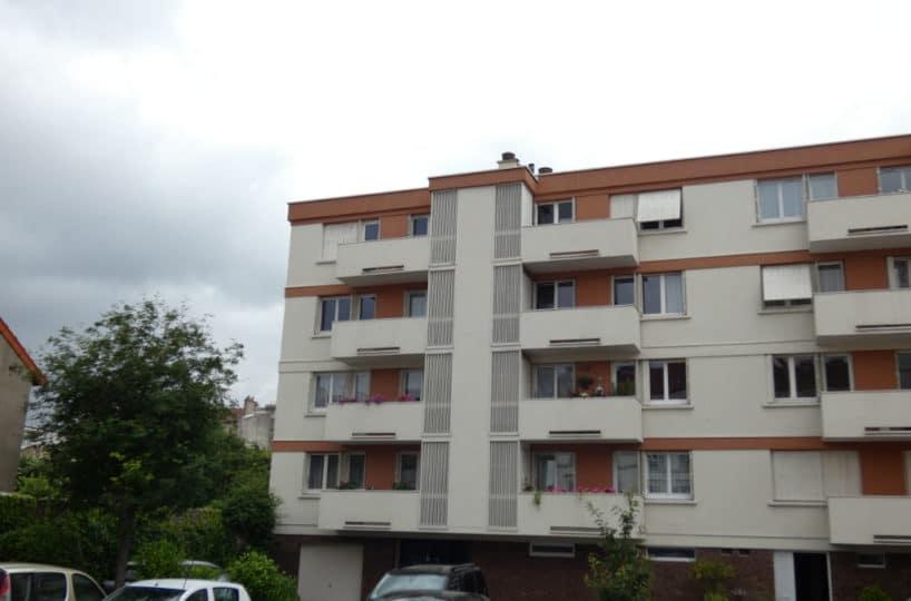 appartement alfortville: 4 pièces 75 m² à vendre, 3°étage / 4, immeuble standing