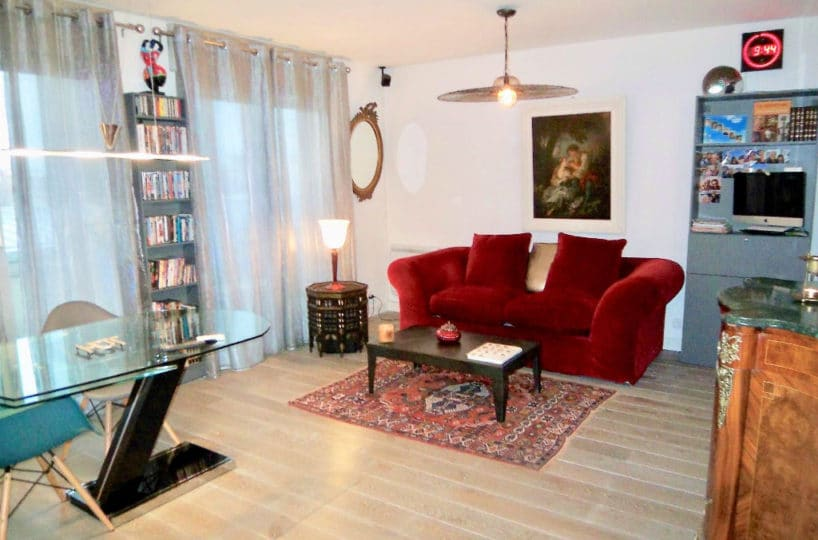 vendre appartement charenton: 3 pièces 55 m², salon/séjour (possibilité 2ème chambre)