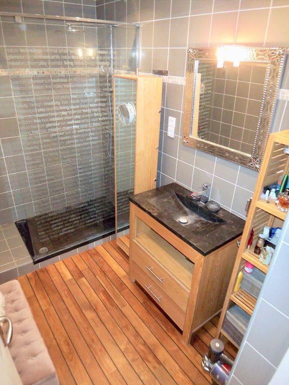 achat appartement charenton le pont: 3 pièces 55 m², salle  d'eau moderne avec douche