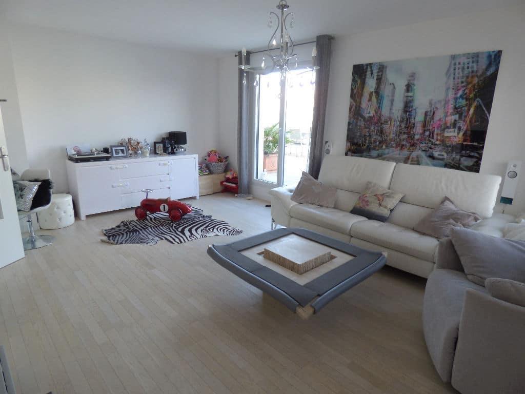appartement à vendre maisons-alfort: 3 pièces 68 m², séjour lumineux avec grande terrasse