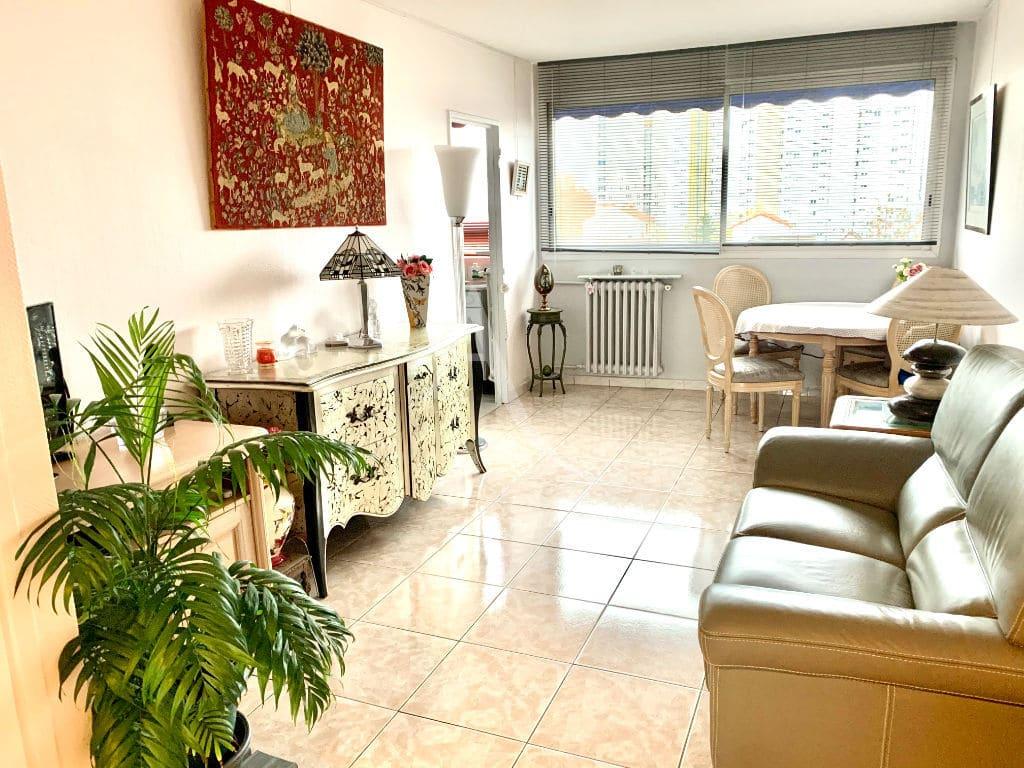 achat appartement maisons alfort: appartement 3 pièces 59 m², cave, séjour exposé ouest, proche rer d