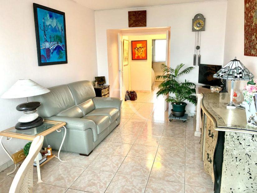 appartement maisons alfort: appartement 3 pièces 59 m², séjour lumineux, exposition ouest