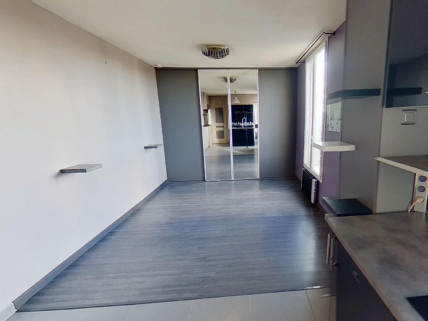 immobilier 94: studio en excellent état et très bien agencé, villeneuve st georges