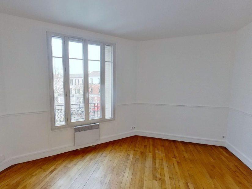 maison alfort appartement location: 3 pièces 50 m² refait à neuf, séjour parqueté, cave en sous-sol