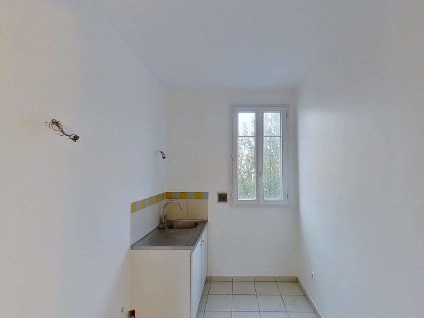 appartement a louer maison alfort: 3 pièces 50 m², cuisine  à aménager et à équiper