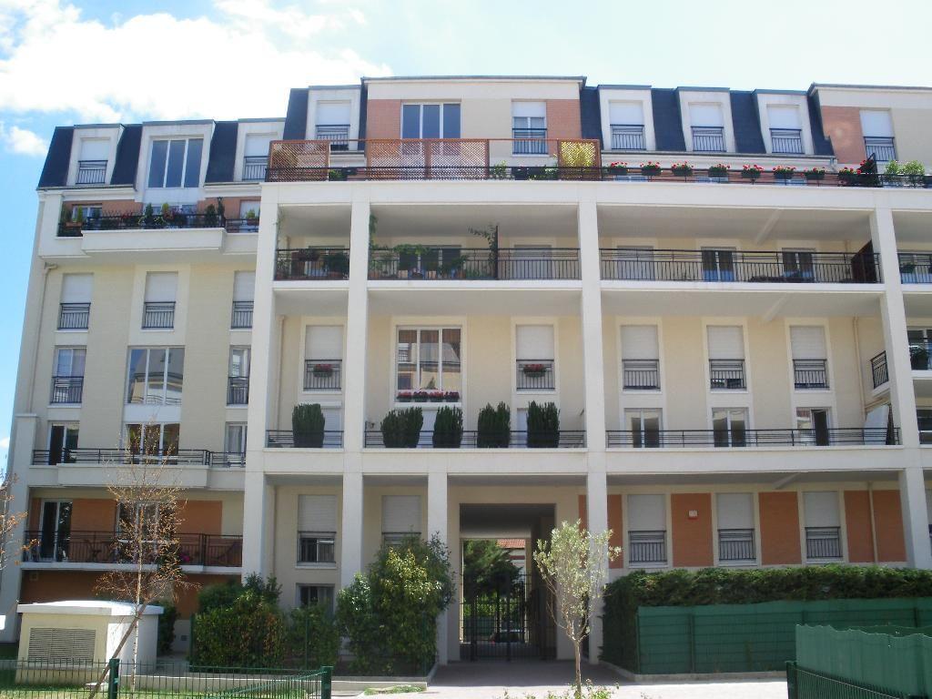 agence immobilière 94: en duplex 3 pièces, résidence 2008, centre ville d'alfortville