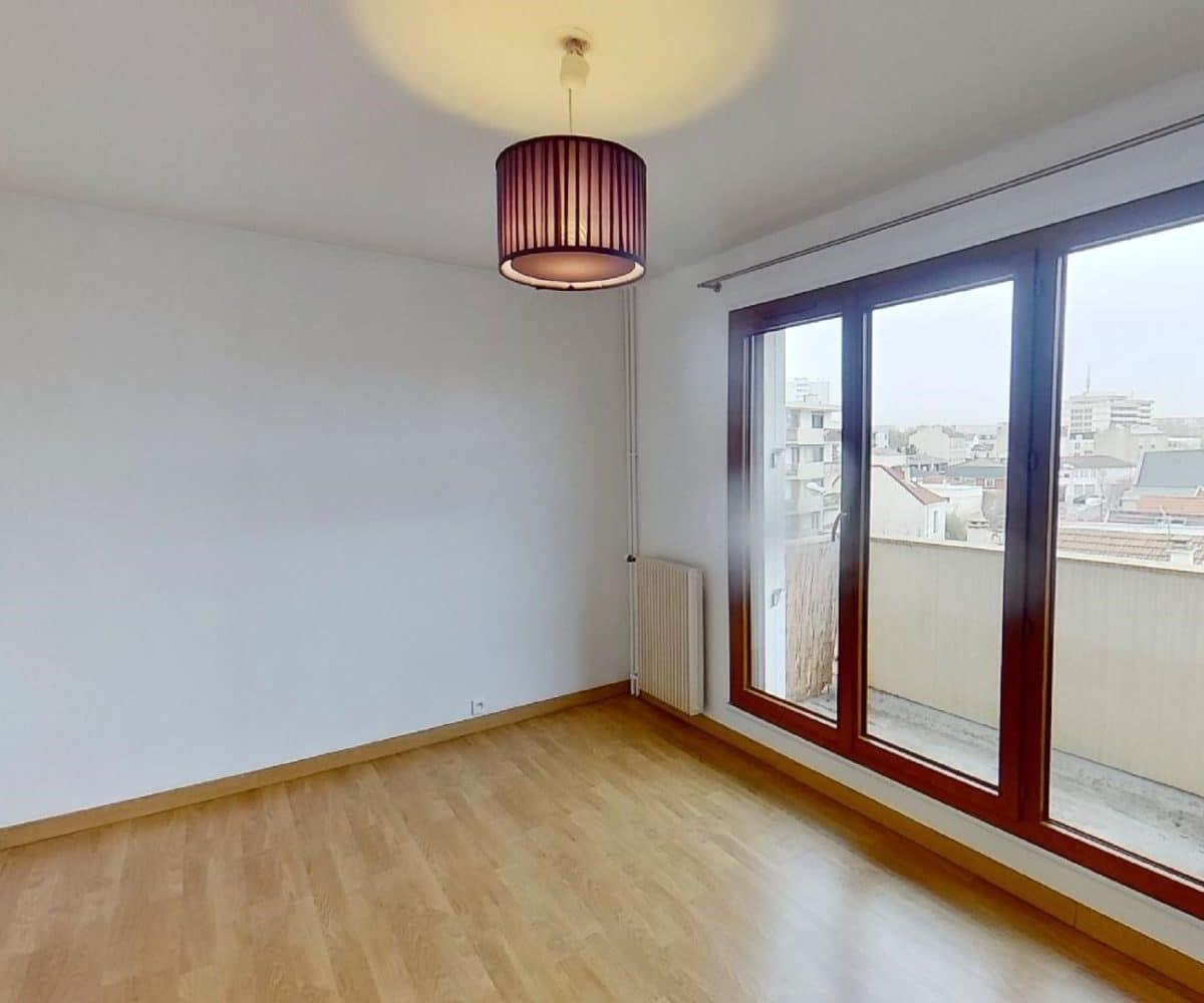 immo alfortville: à louer studio 27 m² avec balcon, cave, parking -  proche du rer d