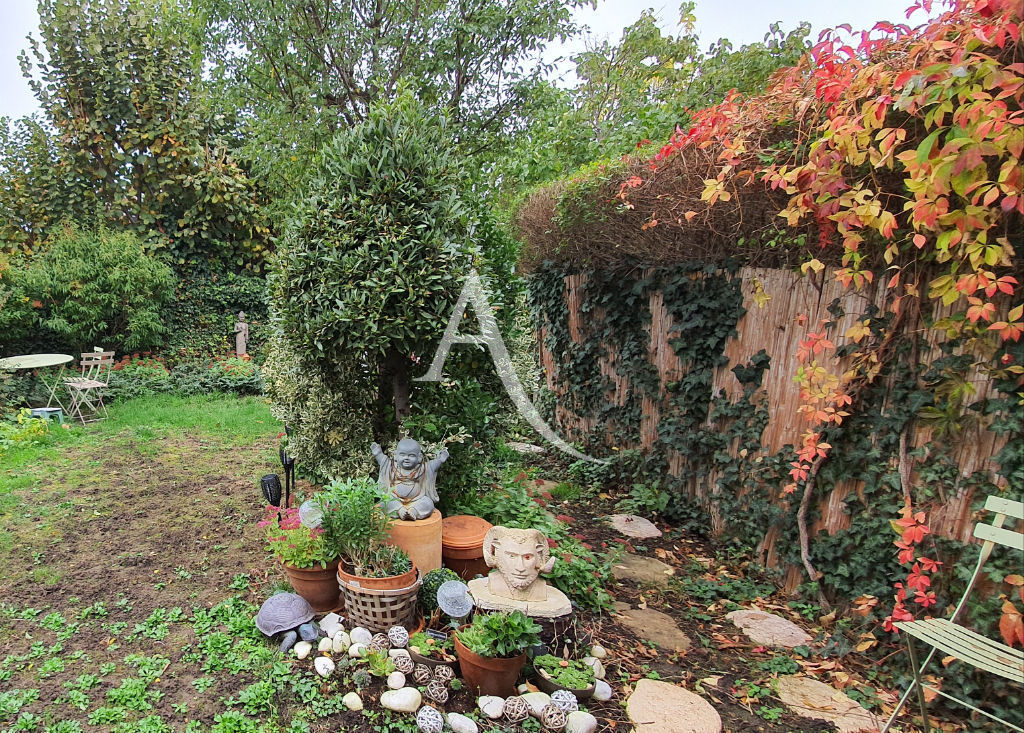achat maison maisons alfort: 6 pièces 87 m², jardin arboré sans vis-à-vis