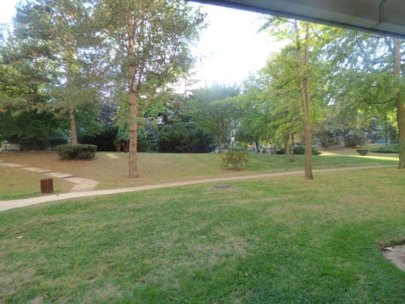achat appartement maisons alfort: 4 pièces 84 m², en rez-de-jardin avec double séjour