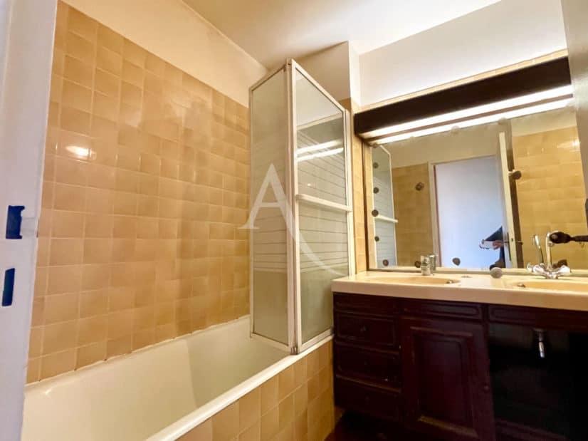 vente appartement maison alfort: 4 pièces 84 m², salle bain avec wc + wc indépendants
