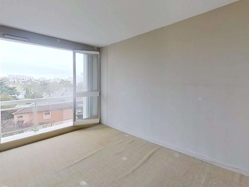 immobilier acheter: 3 pièces 75 m², 2° chambre à coucher avec balcon