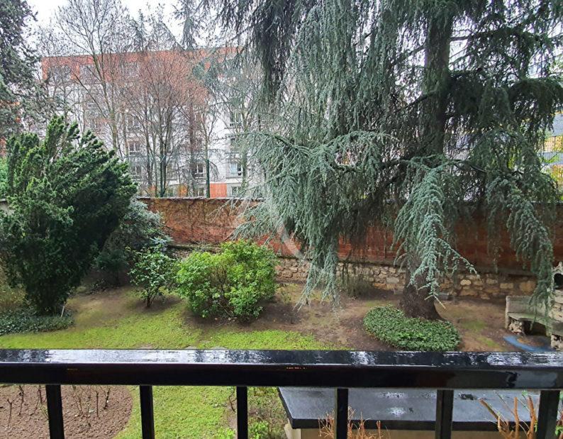 immobilier acheter: 2 pièces 39 m², vue dégagée sur le parc depuis la fenêtre