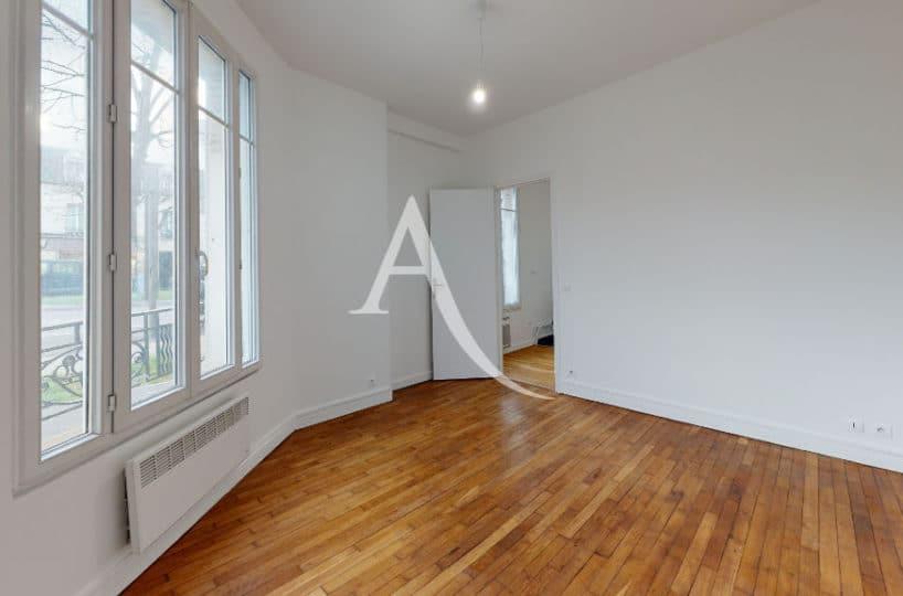location studio maisons-alfort: 28 m², belle chambre lumineuse - cave individuelle en sous-sol