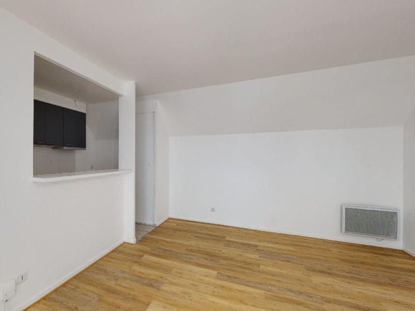 vente appartement maisons alfort: 2 pièces 41 m², séjour avec cuisine américiane aménagée