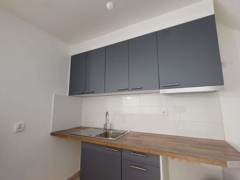 vente appartement 2 pieces maisons alfort: 2 pièces, cuisine aménagée avec placards