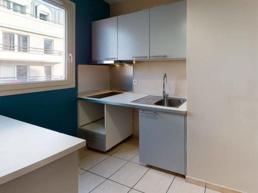 alfortville appartement location: 2 pièces 45 m², cuisine aménagée et équipée