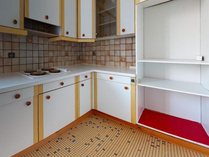 l adresse immobilier: 4 pièces 85 m², cuisine indépendante aménagée, nombreux rangements