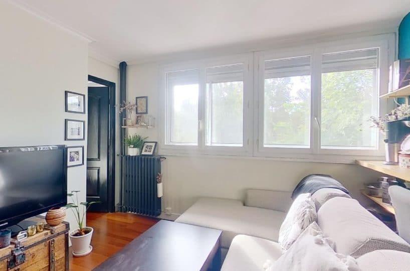 appartement à vendre à charenton le pont: 3 pièces, séjour lumineux, expisition sud