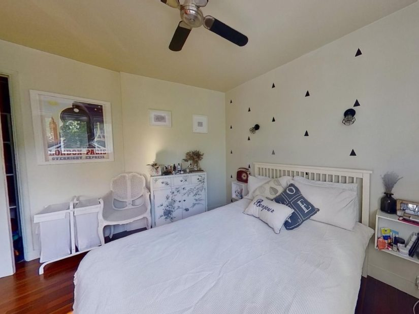 appartement à vendre à charenton: 3 pièces, 1° chambre à coucher, ventilateur de plafond