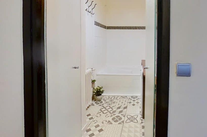 appartement à vendre charenton-le-pont: 3 pièces, salle de bain avec baignoire