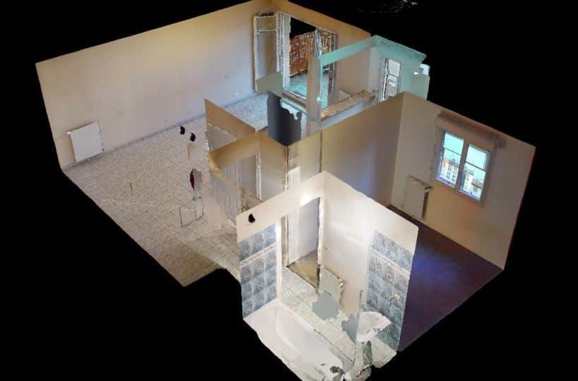 estimation appartement alfortville: 2 pièces 41 m², vue 3d visite virtuelle
