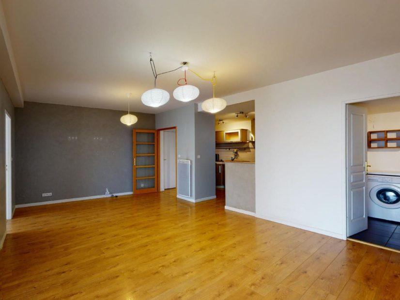 appartement a louer alfortville: 4 pièces 78 m², séjour avec accès à la terrasse