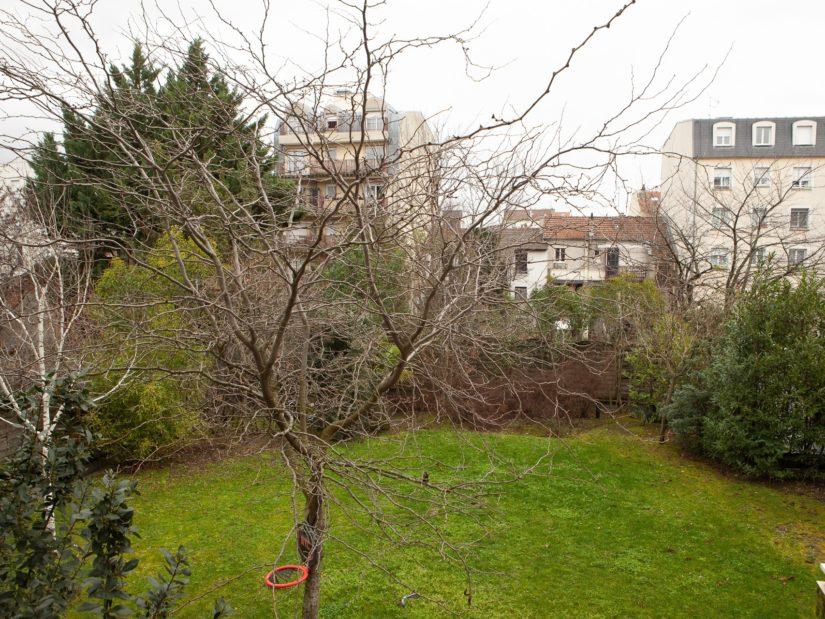 immobilier neuf alfortville: 4 pièces 78 m², 1° étage / 5 avec ascenseur, vue sur jardin