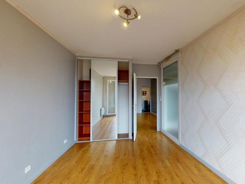 estimation appartement alfortville: 4 pièces 78 m², 2° chambre à coucher avec dressing