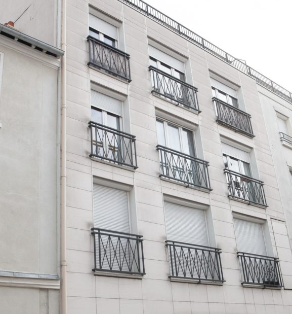 agence l'adresse alfortville: 4 pièces 78 m², 1° étage / 5 avec digicode et ascenseur