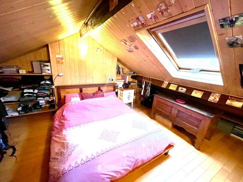 achat maison maisons alfort: 4 pièces 74 m², 3° chambre à coucher mansardée