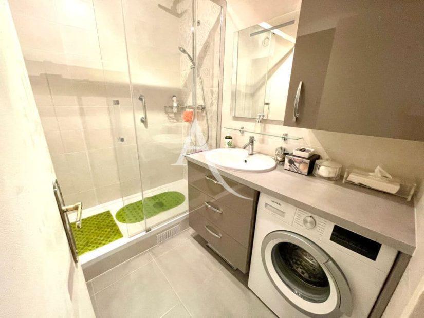 vente appartement maisons alfort: 2 pièces, salle d'eau, grande douche refaite à neuf