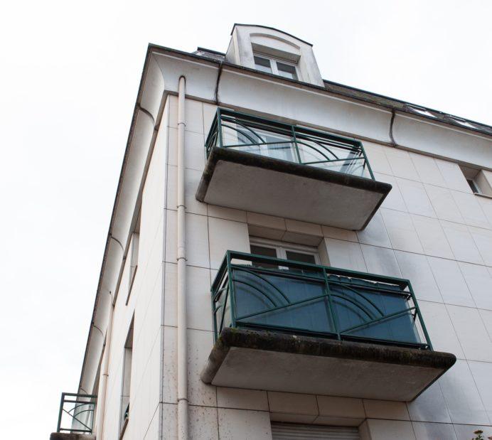 location appartement maisons alfort: 33 m², 2° étage / 5 avec ascenseur et digicode