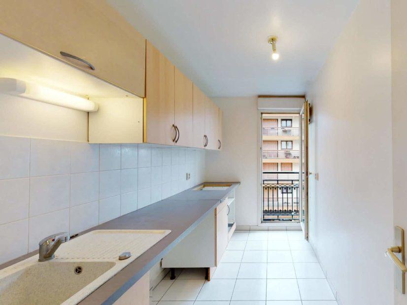 louer appartement alfortville: 2 pièces 46 m², cuisine indépendante et aménagée