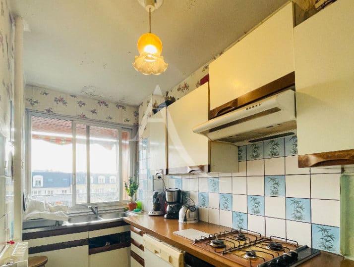 appartement à vendre à charenton le pont: 5 pièces 84 m², cuisine équipée de placards