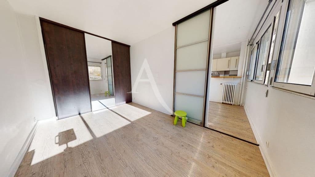 appartement à vendre charenton: 2 pièces 37 m², chambre avec porte coulissante, penderie